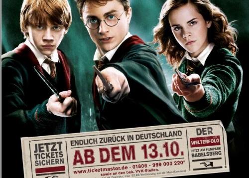Harry Potter The Exhibition Kaleidoskop Themen Kindundkegel